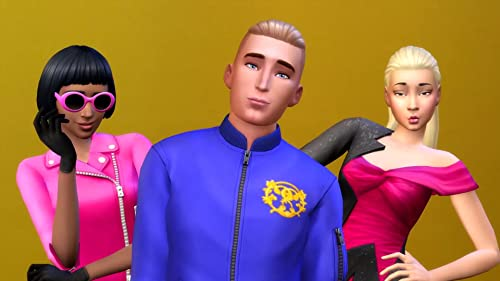 THE SIMS 4: Moschino Stuff Pack