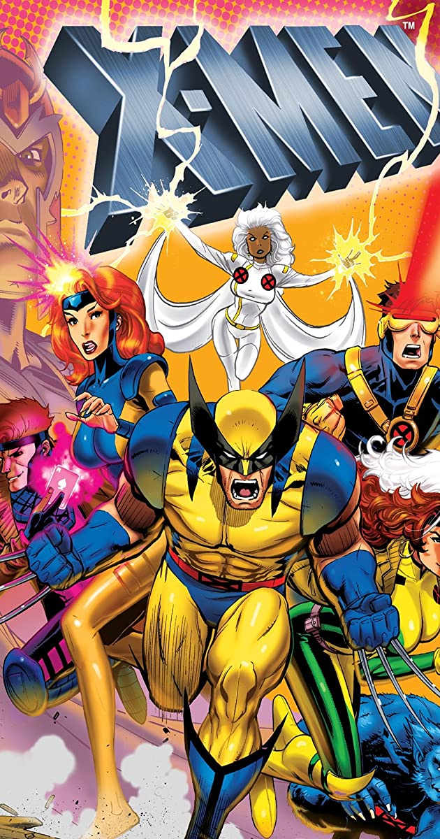 X-Men: The Animated Series (TV Series 1992–1997) - X-Men: The