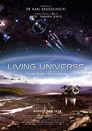 Where to stream Living Universe