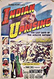 Indian Uprising(1952) Poster - Movie Forum, Cast, Reviews