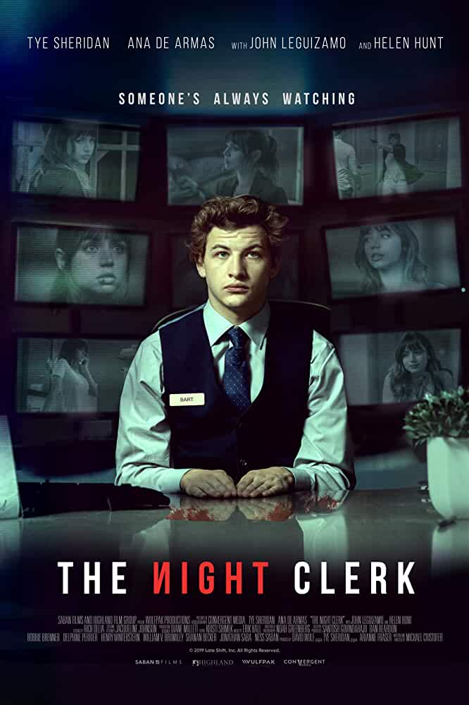 The Night Clerk | 2020 | English | 1080p | 720p | WEB-DL