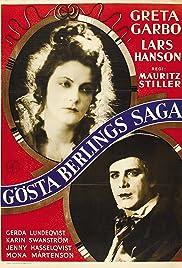 The Saga of Gösta Berling Poster