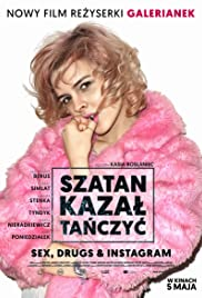 Satan Said Dance Poster