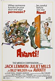 Avanti! (1972) Poster - Movie Forum, Cast, Reviews