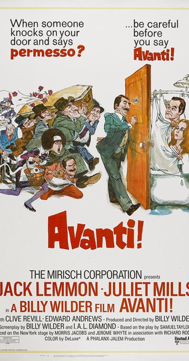 Subtitle of Avanti!