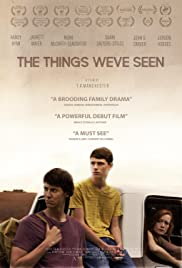 The Things We've Seen Poster