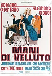 Mani di velluto (1979) Poster - Movie Forum, Cast, Reviews