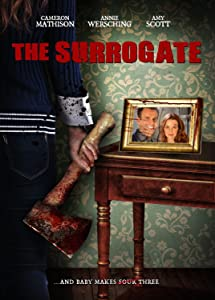 Watch speed movie 2k The Surrogate by Don Carmody [1080i]