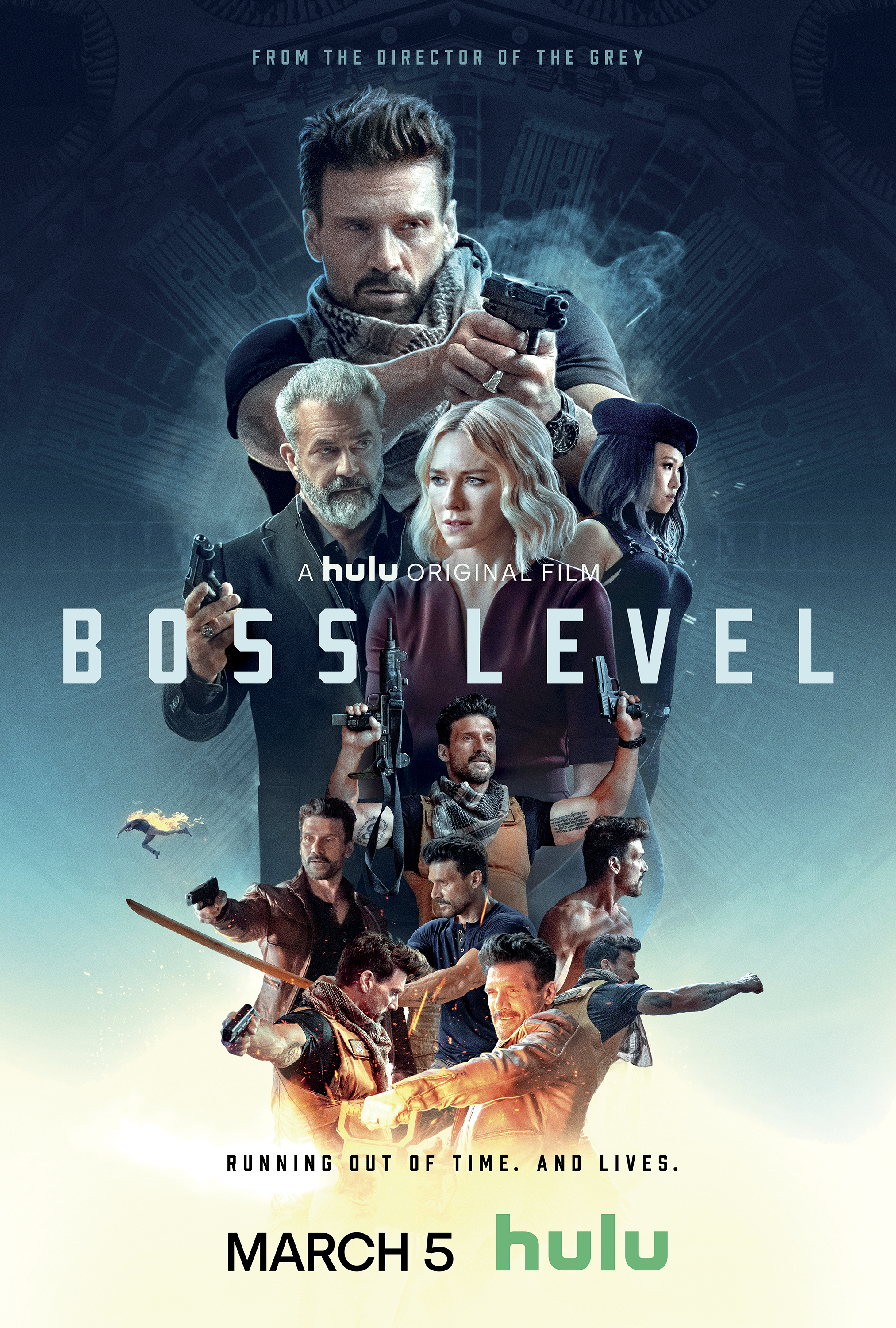 Download Filme Boss Level Torrent 2021 Qualidade Hd