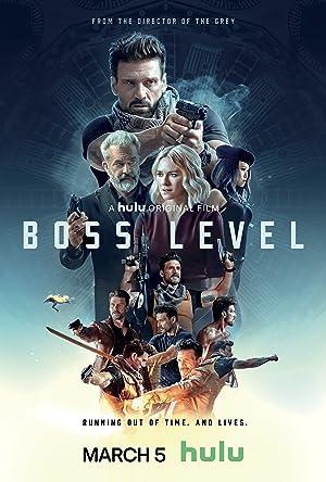 Boss Level film Poster