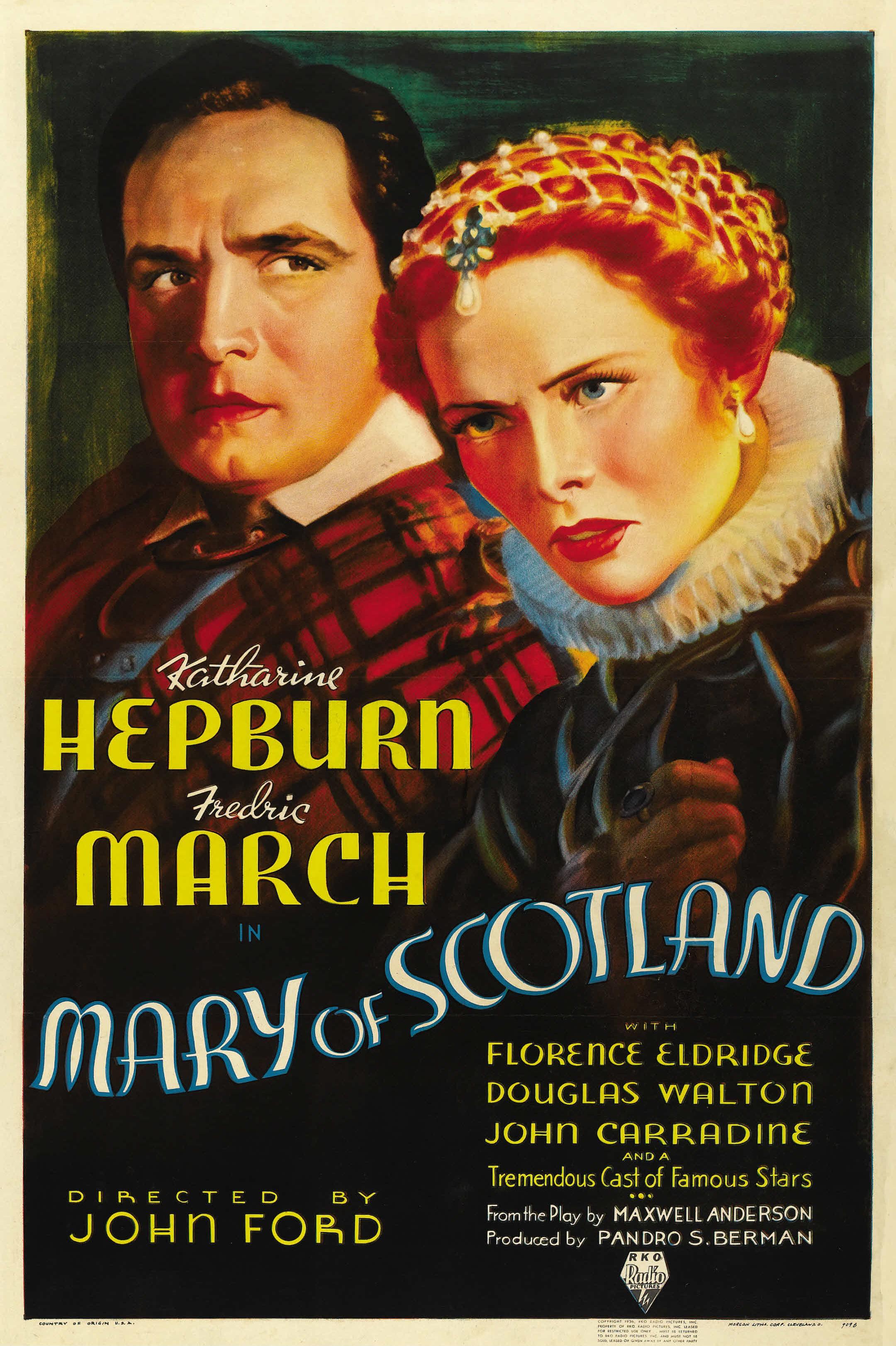Mary Of Scotland 1936 Imdb
