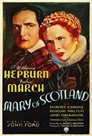 Katharine Hepburn and Fredric March in Mary of Scotland (1936)