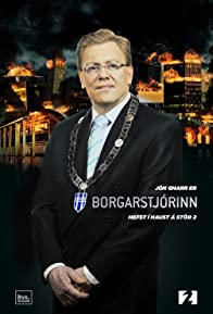 Primary photo for Borgarstjórinn