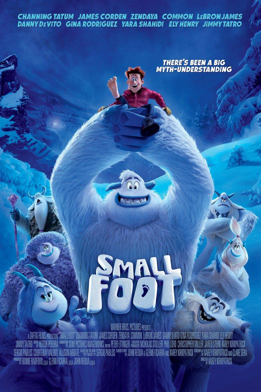 8bbec823d2d4 Smallfoot (2018) - IMDb