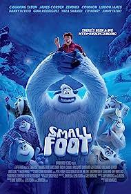 Danny DeVito, James Corden, Common, LeBron James, Channing Tatum, Ely Henry, Gina Rodriguez, Zendaya, and Jimmy Tatro in Smallfoot (2018)
