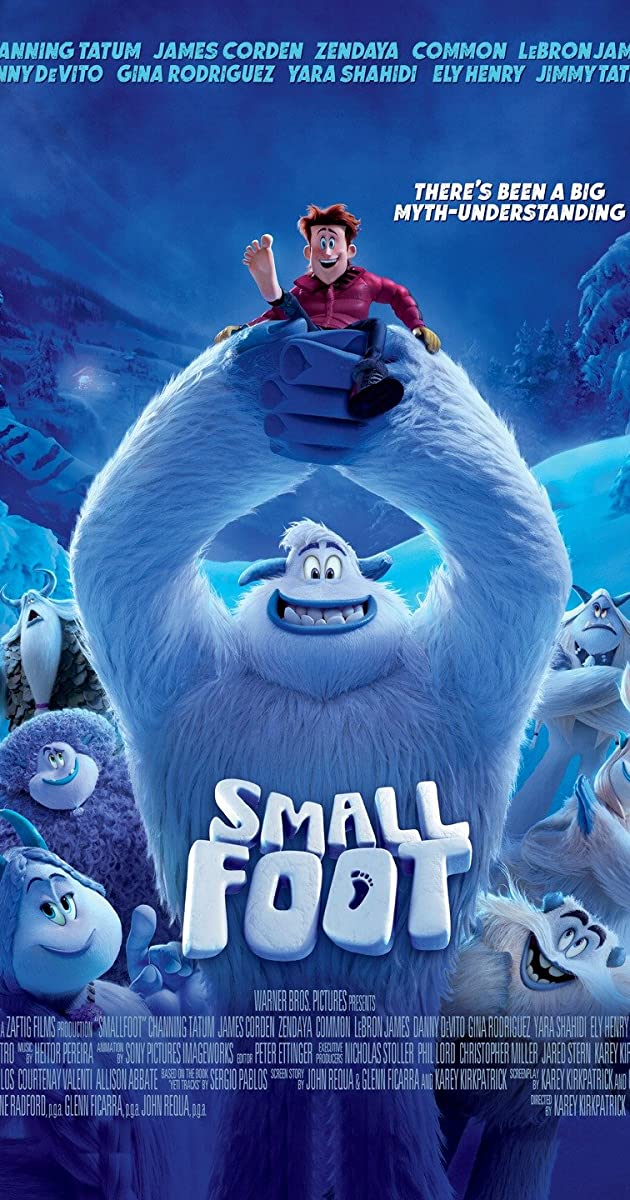 Smallfoot (2018).1080p.H264.italian.AC3.english.AAC-iCNCrew.mkv