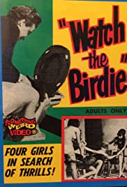 Watch the Birdie Poster