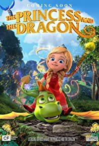 Primary photo for The Princess and the Dragon