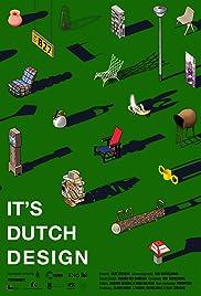 It's Dutch Design Poster