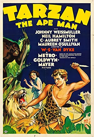 Where to stream Tarzan the Ape Man