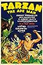 Tarzan the Ape Man (1932) Poster