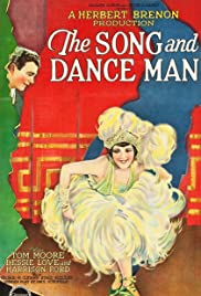 Song and Dance Man Poster