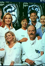Jane Hempel, Claus Janzen, Manuela Joest, Claudia Matschulla, Herbert Meurer, Jean-Paul Raths, and Volker Risch in Stadtklinik (1993)