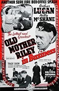 Quality movie downloads free Old Mother Riley in Business [Full]