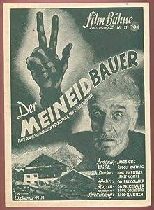 Good movies action watch Der Meineidbauer by none [2160p]