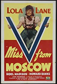 Miss V from Moscow (1942) Poster - Movie Forum, Cast, Reviews