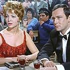 Sara Montiel and Maurice Ronet in Mi último tango (1960)