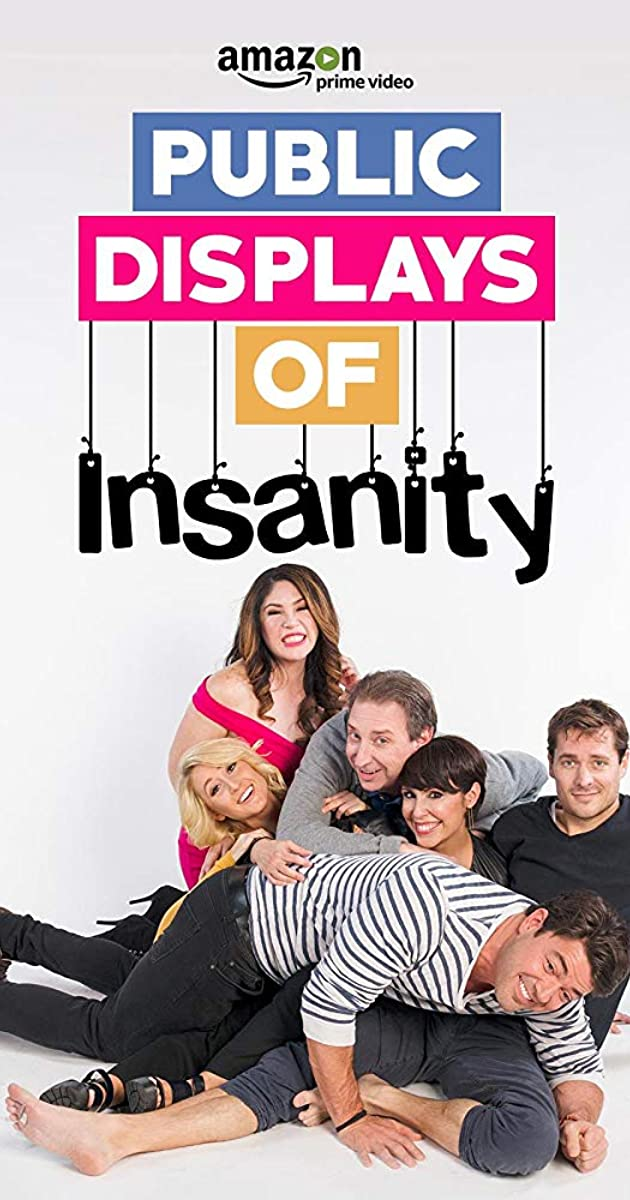 Download Public Displays of Insanity or watch streaming online complete episodes of  Season1 in HD 720p 1080p using torrent