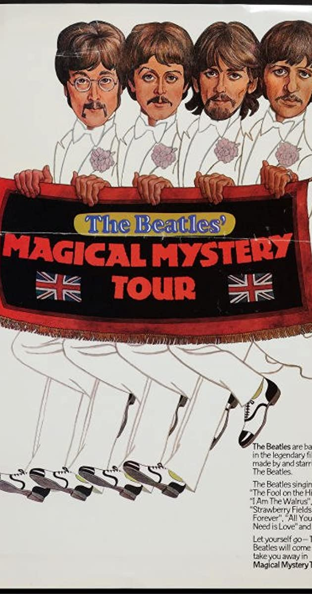 Magical Mystery Tour (1967) Subtitles