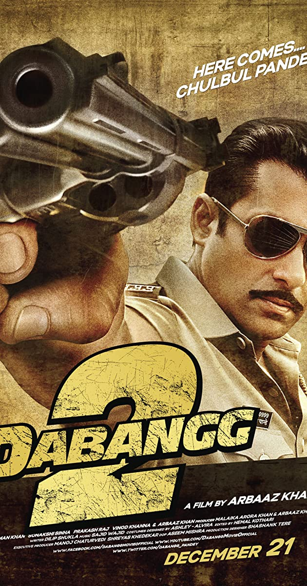 Dabangg Hindi Dubbed Movie Download