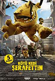 Watch Movie Bad Cat (Kotu Kedi Serafettin) (2016)