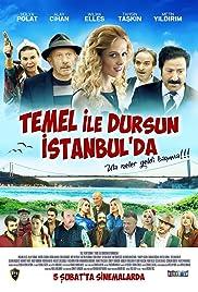 Temel ile Dursun Istanbul'da Poster