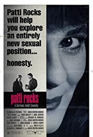 Patti Rocks Poster