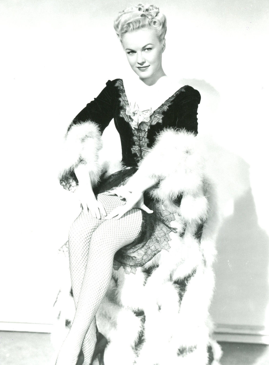 June Haver in Irish Eyes Are Smiling (1944)