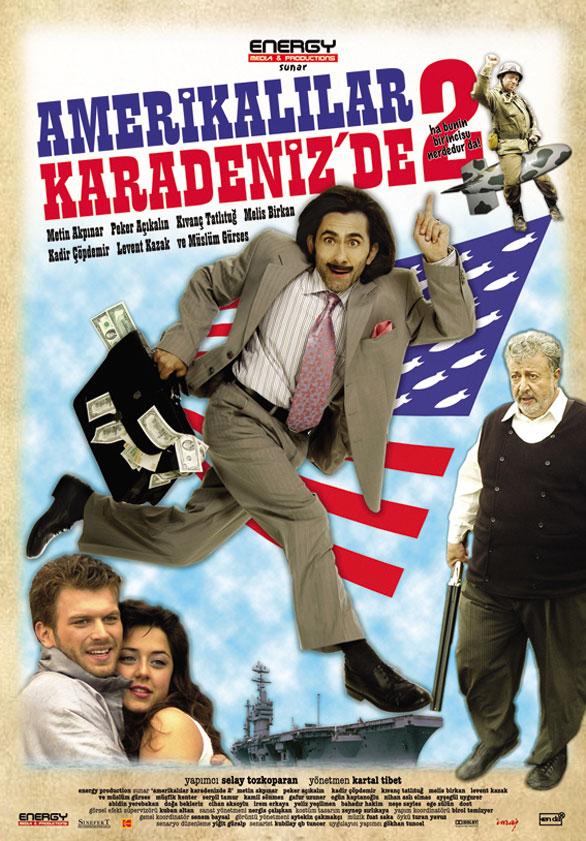 Amerikalılar Karadeniz'de 2  izle