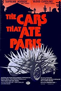 The Cars That Ate Paris Australia