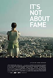 It's Not About Fame Poster