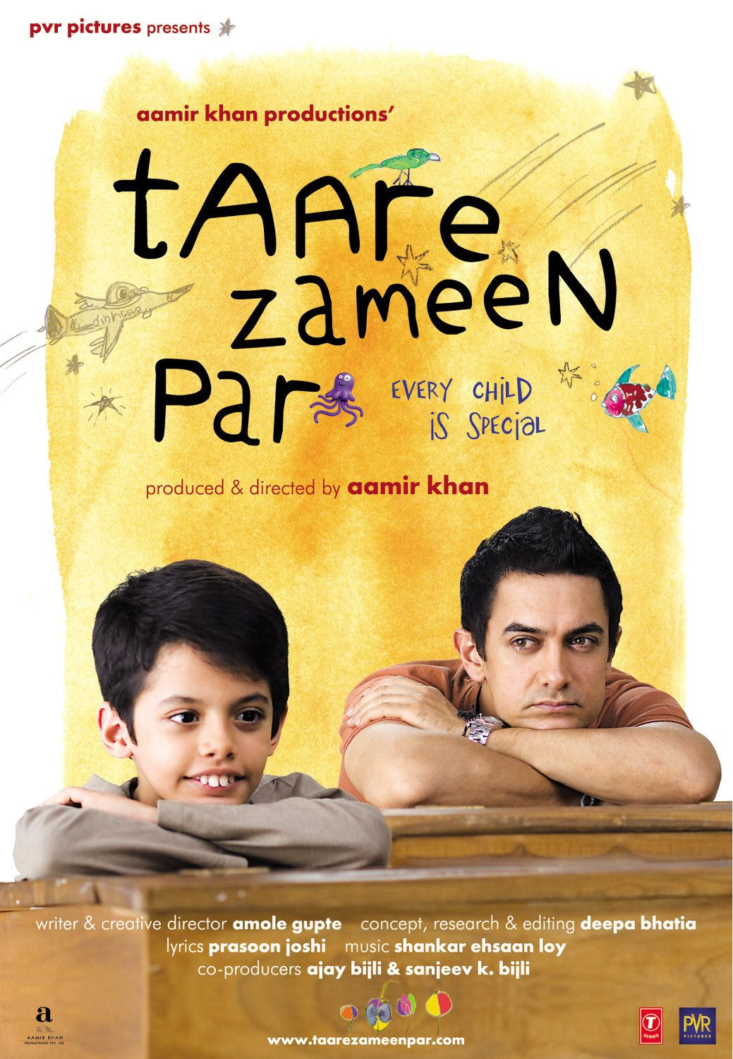 Image result for taare zameen par poster hd
