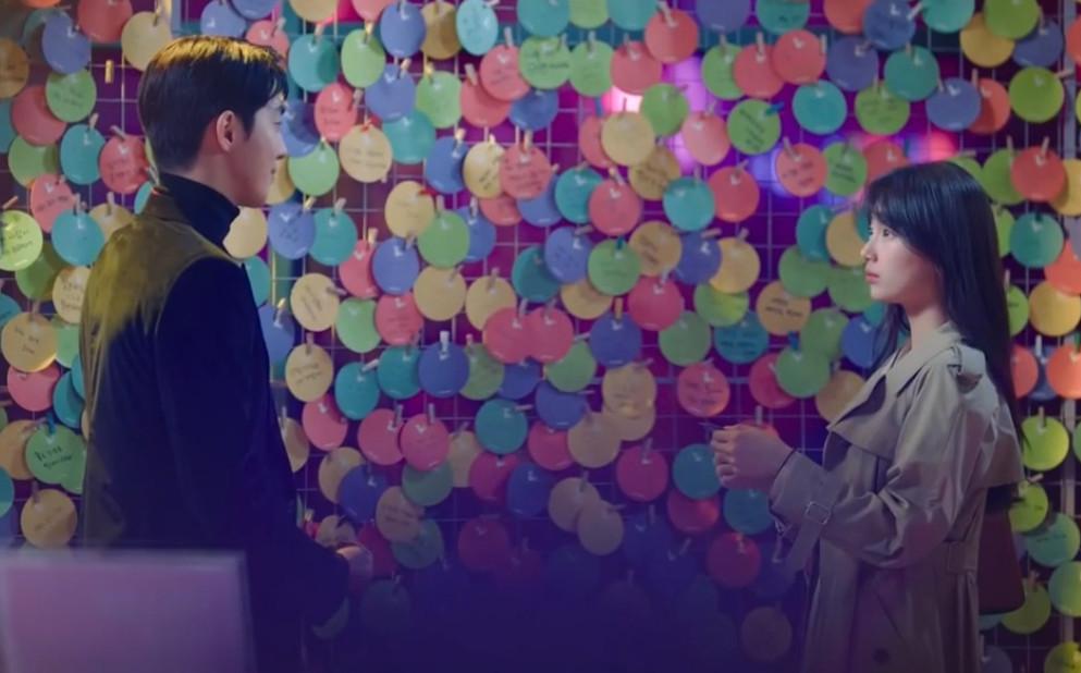 Bae Suzy and Nam Joo-Hyuk in Start-Up (2020)