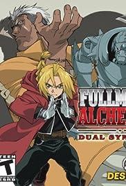 Fullmetal Alchemist: Dual Sympathy Poster
