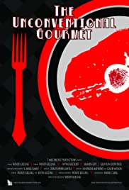 The Unconventional Gourmet Poster