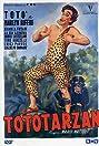 Tototarzan (1950) Poster