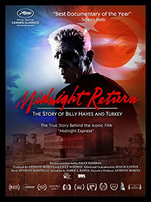 Where to stream Midnight Return: The Story of Billy Hayes and Turkey