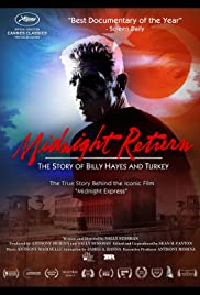Midnight Return: The Story of Billy Hayes and Turkey Poster