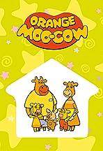 Orange Moo-Cow