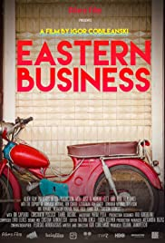 Eastern Business Poster
